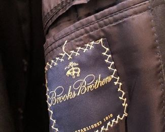 large  size mens suits  brooks bros-and other very high end brands- priced to sell  great deal if they fit !!