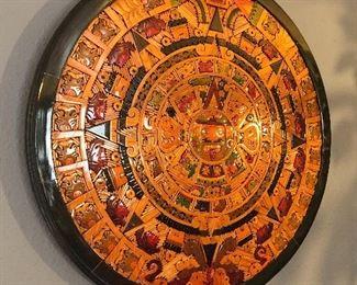 large wood artwork -amazing details
