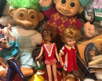 skipper is a collector dream hiding in there with trolls and dolls