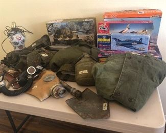 miltary stuff and more