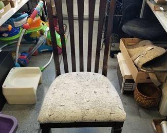 """Chair 40"""" tall"""
