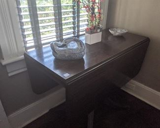 Nice small mahogany table