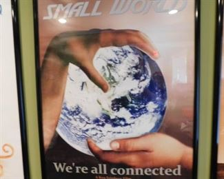 Small World Original Poster