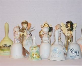 3. Group Lot Of Decorative Bells