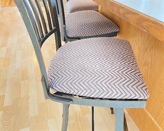 Island height stools (3)