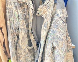 Hunting jacket