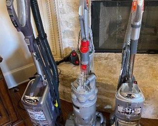 Dyson  Shark vacuum
