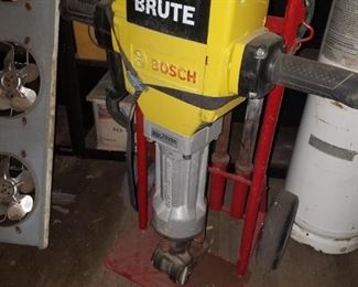 Brute jack hammer like new - $975