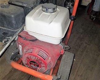 Bear Cat Pressure Washer used twice - $700