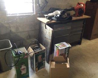 Tool storage unit!