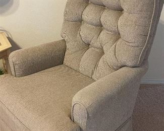 Comfort! SWIVEL ROCKER