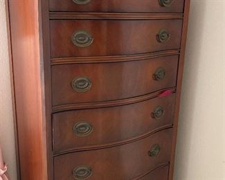 DREXEL 6 drawer chest.  It's stunning!!!