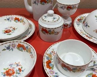 Lovely Limoges mini-set.