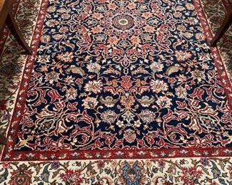 Front hall rug