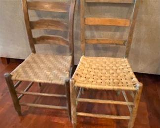 Slave Made Chairs 'Dick Poynor'