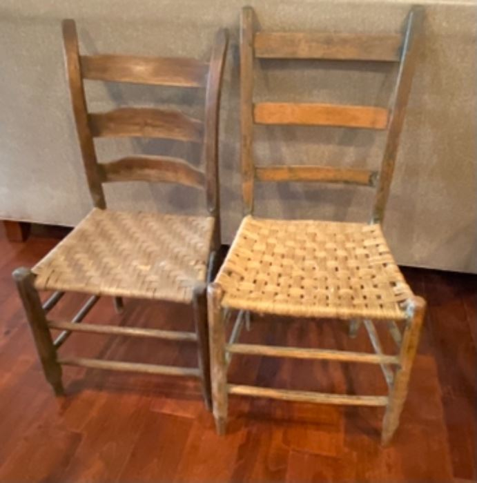 Slave Made Chairs 'Dick Poynor'