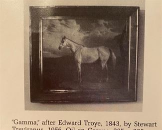 'Gamma' auction listing