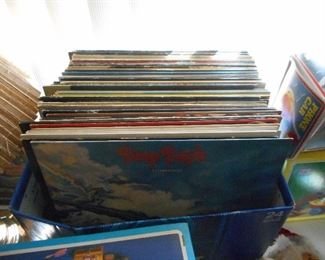 Records: Rock and Roll, Country, Etc