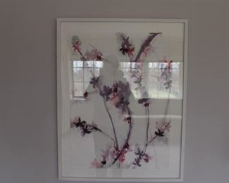 """""""Pine Vines #2"""" $900 REDUCED TO $700"""