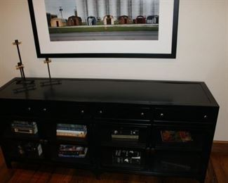 Metal credenza with drawers $350 LOWERED TO $225!!!