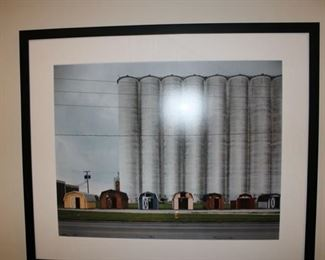 Large print framed $150 LOWERED TO $95!!!