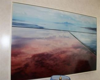 """Photograph by Diane Tuft listed artist """"States of Matter"""" $6,900. 40"""" x 60"""""""