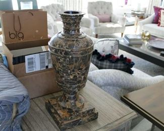 Many small home decorative accessories - high end and all priced separately