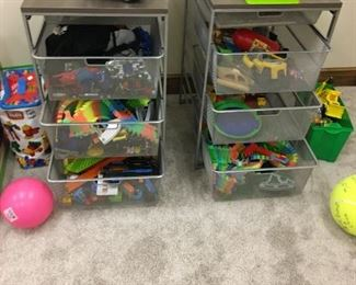 Toys and games in excellent condition are priced very low and are immaculate!