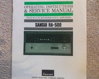 they even come with the original service manuals
