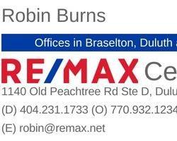 Robin Burns remax