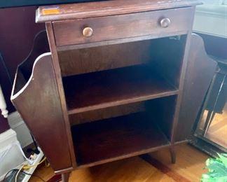 """5.Cabinet with storage 32""""L x 11""""W x 35""""H   $ 80"""
