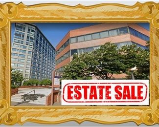 Estate Sale ~  2965 Kennedy Boulevard (Building named '1 Journal Square Plaza') Jersey City, NJ