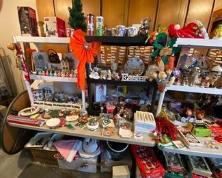 Lots of Holiday Items