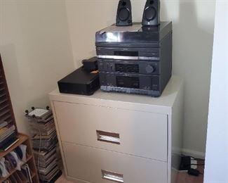 File Cabinet 36L x 11D x 30H