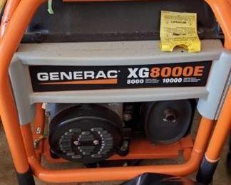 Generac XG Generator