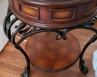 """Pair Tables 48"""" round by 29H"""
