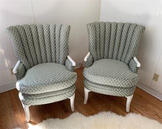 #23Newly recovered channel back chairs 2@$100 each