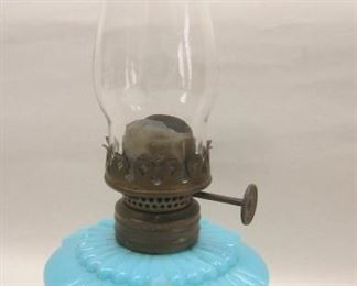 Antique Mini kerosene lamp