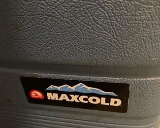 """Lot 5651. $30.00.  Igloo """"Max Cold"""" 70 qt, Cooler, very clean interior, """"Extended Performance"""""""