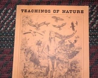 Dining Room:  Teachings of Nature by Adolf Hungry Wolf