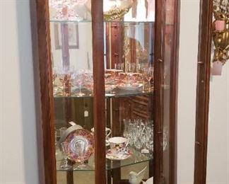 curio, glassware