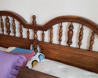 king size headboard, king size mattress set