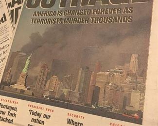 911 Newspapers
