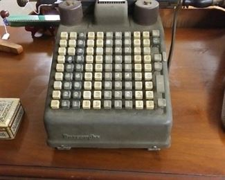 VINTAGE Burroughs Adding Machine