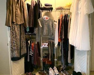 Full Closet Ladies Clothing - Small to Medium, Talbots, Anne Taylor, JCREW, Some vintage