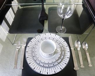 Part 1970's Dinner Service by Tisha (totally unavailable)