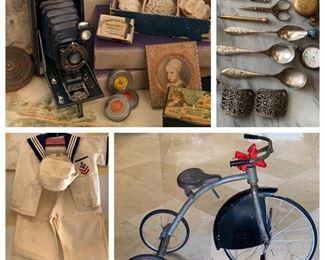 Quality antique & vintage items