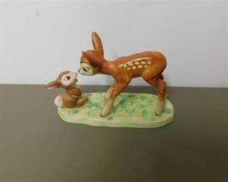 Goebel Figurine - Bambi and Thumper