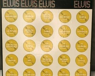 "https://www.ebay.com/itm/114704410837	BM0001 ELVIS PRESLEY 4 LP SET ""WORLDWIDE 50 GOLD AWARD HITS, VOL 1"" LPM 6401		Auction"