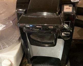#81Single Cup Keurig Coffee Maker $20.00